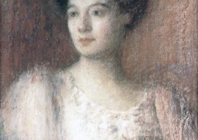 Claire Hue, 1908
