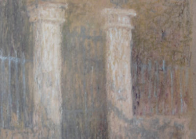 Entrée de la villa Montilleul -1917