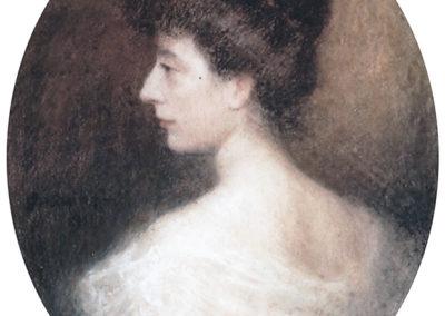 Jeanne, comtesse Chighizola, 1911