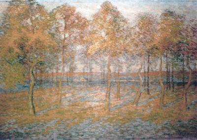 Paysage d'automne, 1904