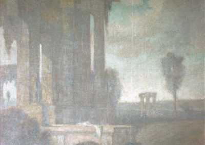 Souvenir italien. Villa Henri IV, Pau, 1910