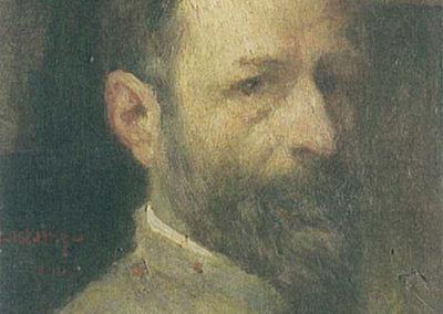 Autoportrait, 1911